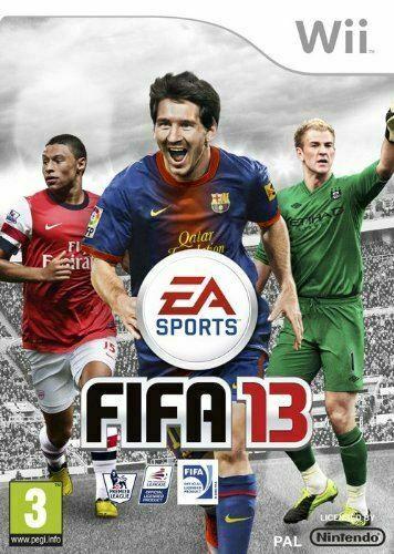 Joc Nintendo Wii FIFA 13
