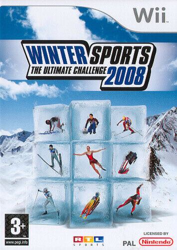 Joc Nintendo Wii Winter Sports 2008 - The ultimate challenge