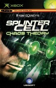 Joc XBOX Clasic Tom Clancy's Splinter Cell: Chaos Theory - A