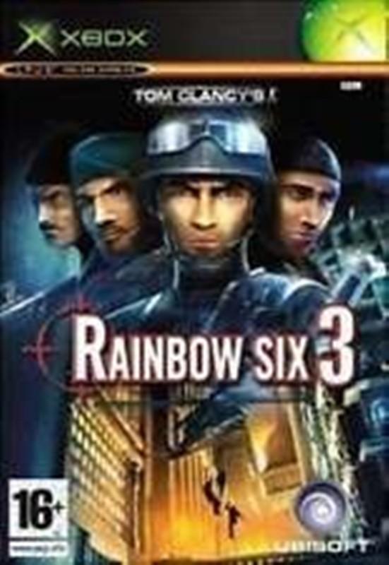 Joc XBOX Clasic Tom Clancy's Rainbow Six 3 - A