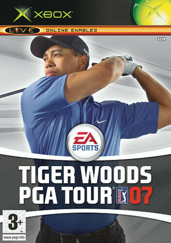 Joc XBOX Clasic Tiger Woods PGA Tour 07
