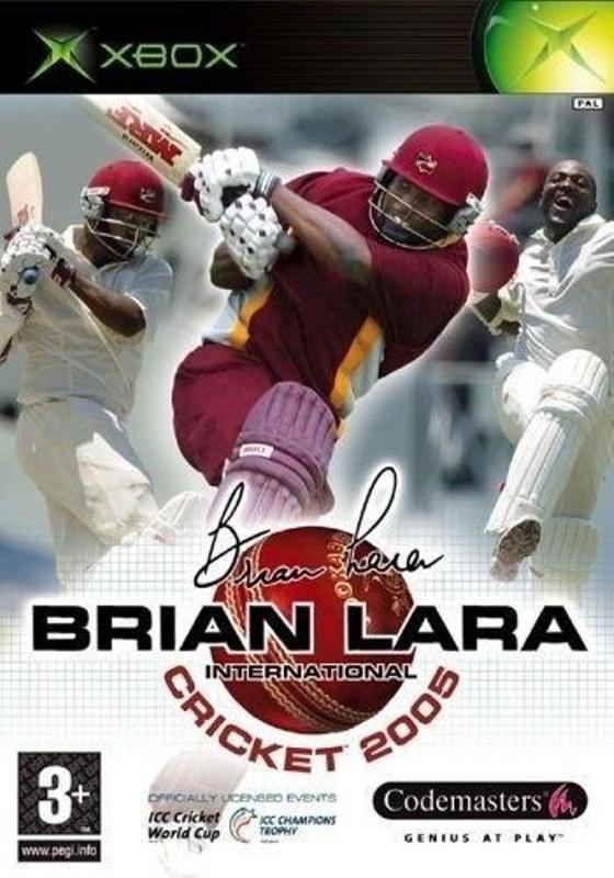 Joc XBOX Clasic Brian Lara - International cricket 2005 - A