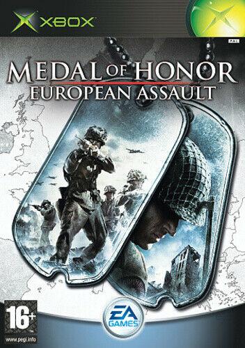Joc XBOX Clasic Medal of Honor: European Assault