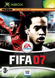 Joc XBOX Clasic Fifa 07