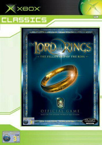 Joc XBOX Clasic The Lord of the Rings: The Fellowship of the Ring - Classics