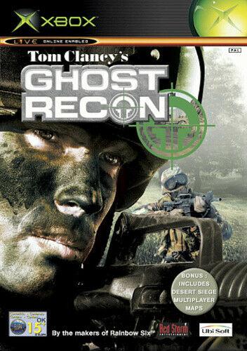 Joc XBOX Clasic Tom Clancy's Ghost Recon - A