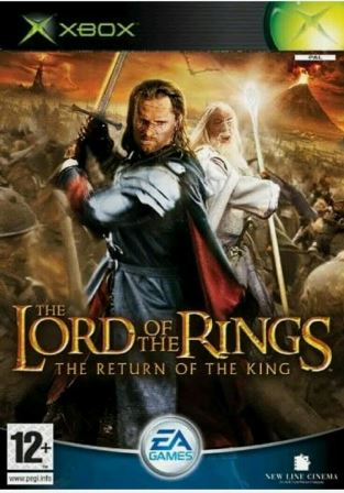 Joc XBOX Clasic Lord of the Rings The Return of the King - A