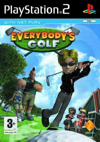 Joc PS2 Swing Away Golf - A