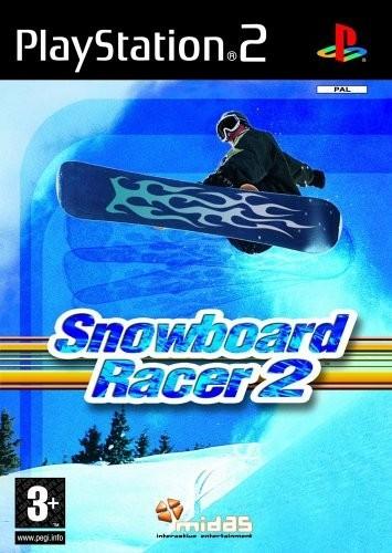 Joc PS2 Snowboard Racer 2 - E