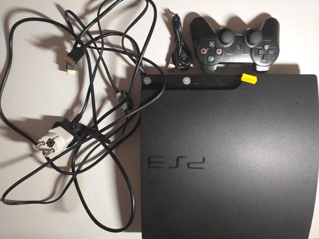 Consola PlayStation SLIM 160 GB - 015