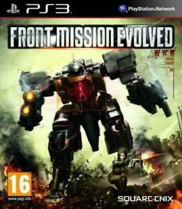 Joc PS3 Front Mission Evolved