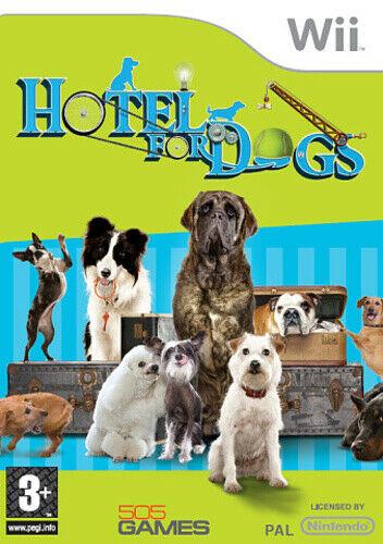 Joc Nintendo Wii Hotel For Dogs