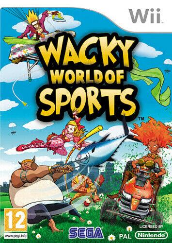 Joc Nintendo Wii Wacky World of Sports