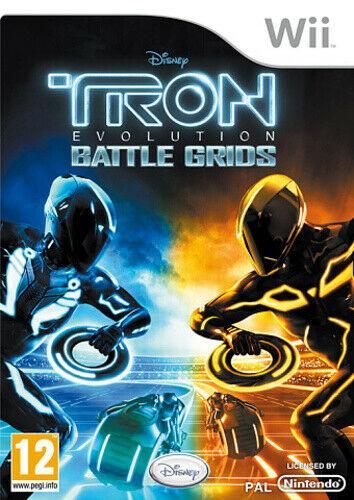 Joc Nintendo Wii TRON: Evolution - Battle grids - B