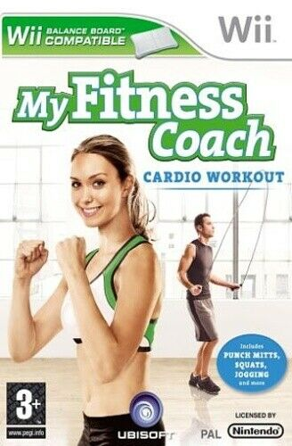 Joc Nintendo Wii My Fitness Coach: Cardio Workout