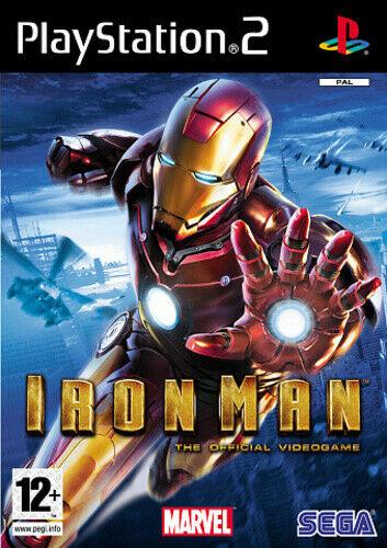 Joc PS2 Iron Man - A