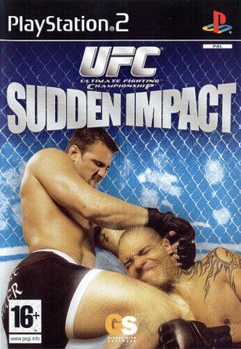 Joc PS2 UFC: Sudden Impact