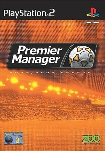 Joc PS2 Premier Manager 2002 - 2003 Season - A