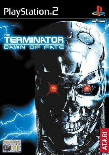 Joc PS2 Terminator - Dawn of fate - A