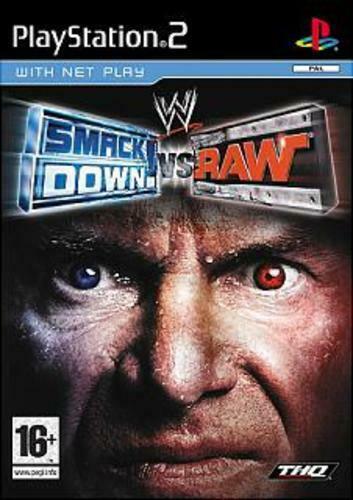 Joc PS2 WWE SmackDown vs. Raw - A
