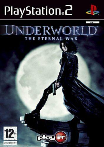 Joc PS2 Underworld: The Eternal War