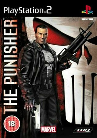 Joc PS2 The Punisher