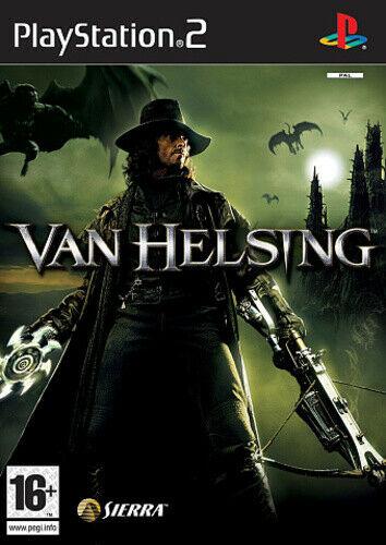 Joc PS2 Van Helsing