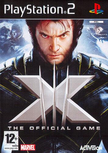 Joc PS2 X-Men: The Official Game