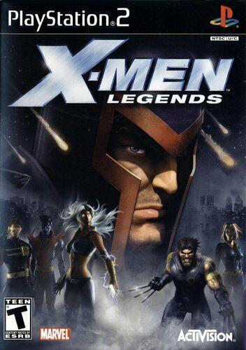 Joc PS2 X-Men Legends