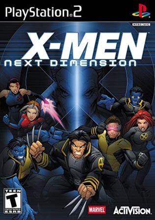 Joc PS2 X Men Next Dimension