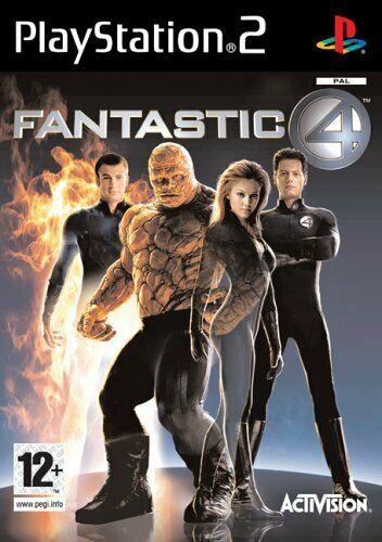 Joc PS2 Fantastic 4