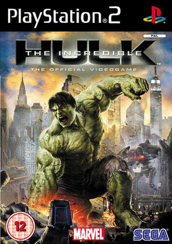 Joc PS2 The Incredible Hulk