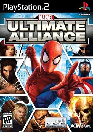 Joc PS2 Marvel Ultimate Alliance