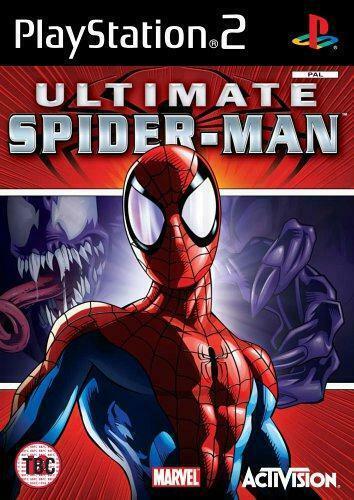 Joc PS2 Ultimate Spider-Man