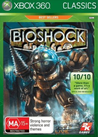Joc XBOX 360 Bioshock Classics