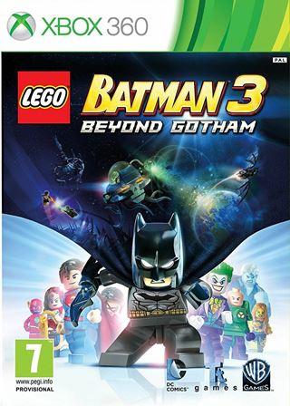 Joc XBOX 360 Lego Batman 3 Beyond Gotham