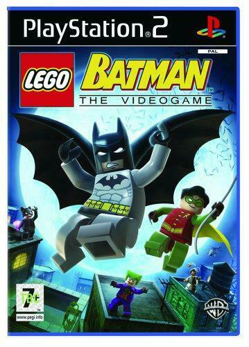 Joc PS2 LEGO Batman: The Videogame