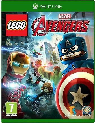 Joc XBOX One LEGO Marvel Avengers - A