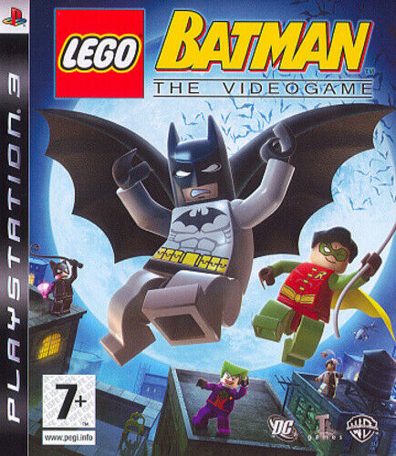 Joc PS3 LEGO Batman: The Videogame