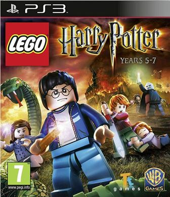Joc PS3 LEGO HARRY POTTER Years 5-7