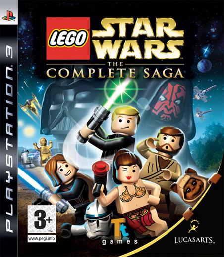 Joc PS3 LEGO Star Wars - The complete saga