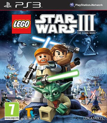 Joc PS3 LEGO Star Wars III: The Clone Wars