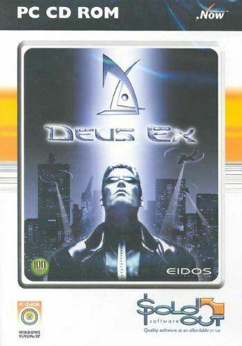 Joc PC Deus Ex (Sold Out )