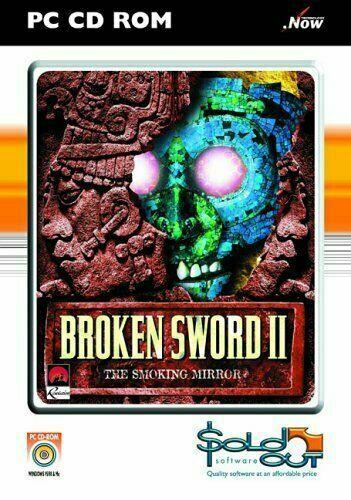 Joc PC Broken Sword II 2: Smoking Mirror