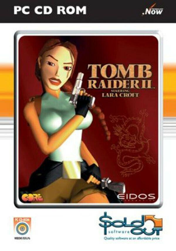 Joc PC Tomb Raider II (Sold Out)