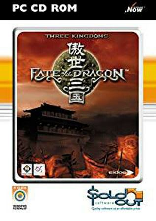 Joc PC Three Kingdoms Fate Of The Dragon 9Sold Out)
