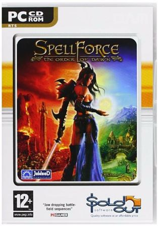 Joc PC Spellforce The Order OF Dawn - Sold Out