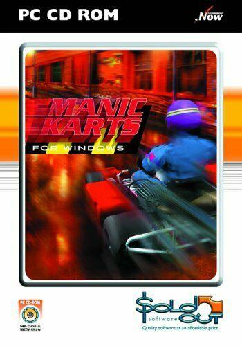 Joc PC Manic Karts ( Sold Out )
