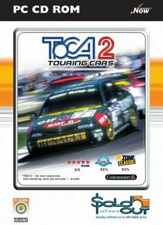 Joc PC TOCA Touring Cars 2 - Sold Out