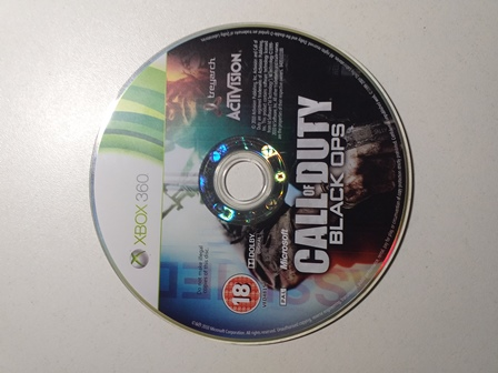 Joc XBOX 360 Call of Duty - Black Ops - G